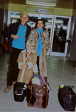 Baránikovci v Kanade 1982