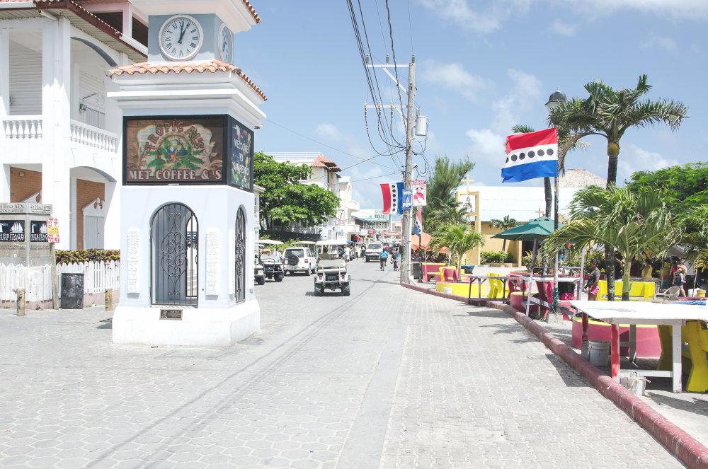 V uliciach San Pedro. FOTO - TOMÁŠ FORRÓ