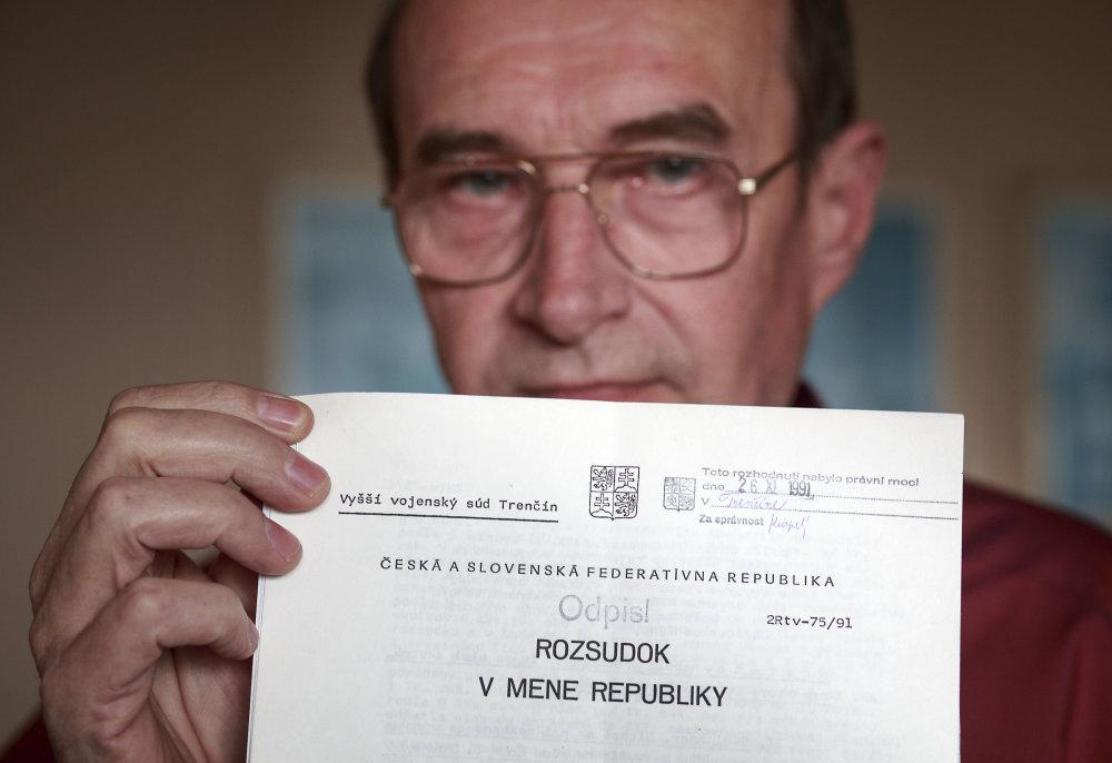 Branislav Dluhoš. FOTO N - TOMÁŠ BENEDIKOVIČ