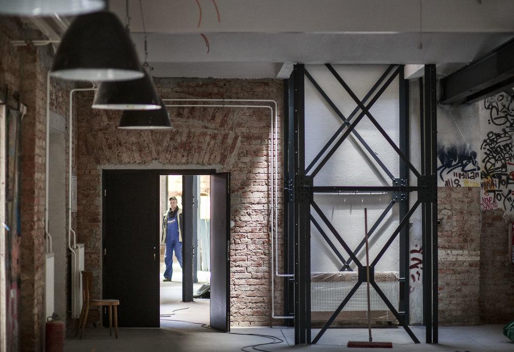 V Tabačke bude bistro, galéria, turistická info kancelária aj kancelárie kreatívcov. Foto N - Tomáš Benedikovič