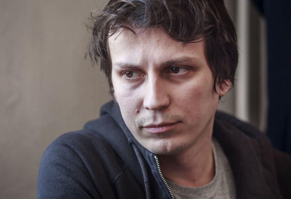 """Lukáš Berberich, dramaturgTabačky Kulturfabrik verí, že Košičania, ale aj ľudia z okolia, to skrátka """"dajú"""" a Tabačku naplnia. Foto N - Tomáš Benedikovič"""
