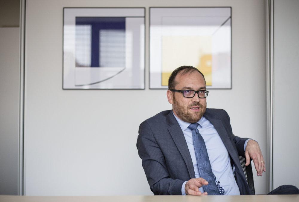 Advokát Radovan Pala. Foto N - Tomáš Benedikovič