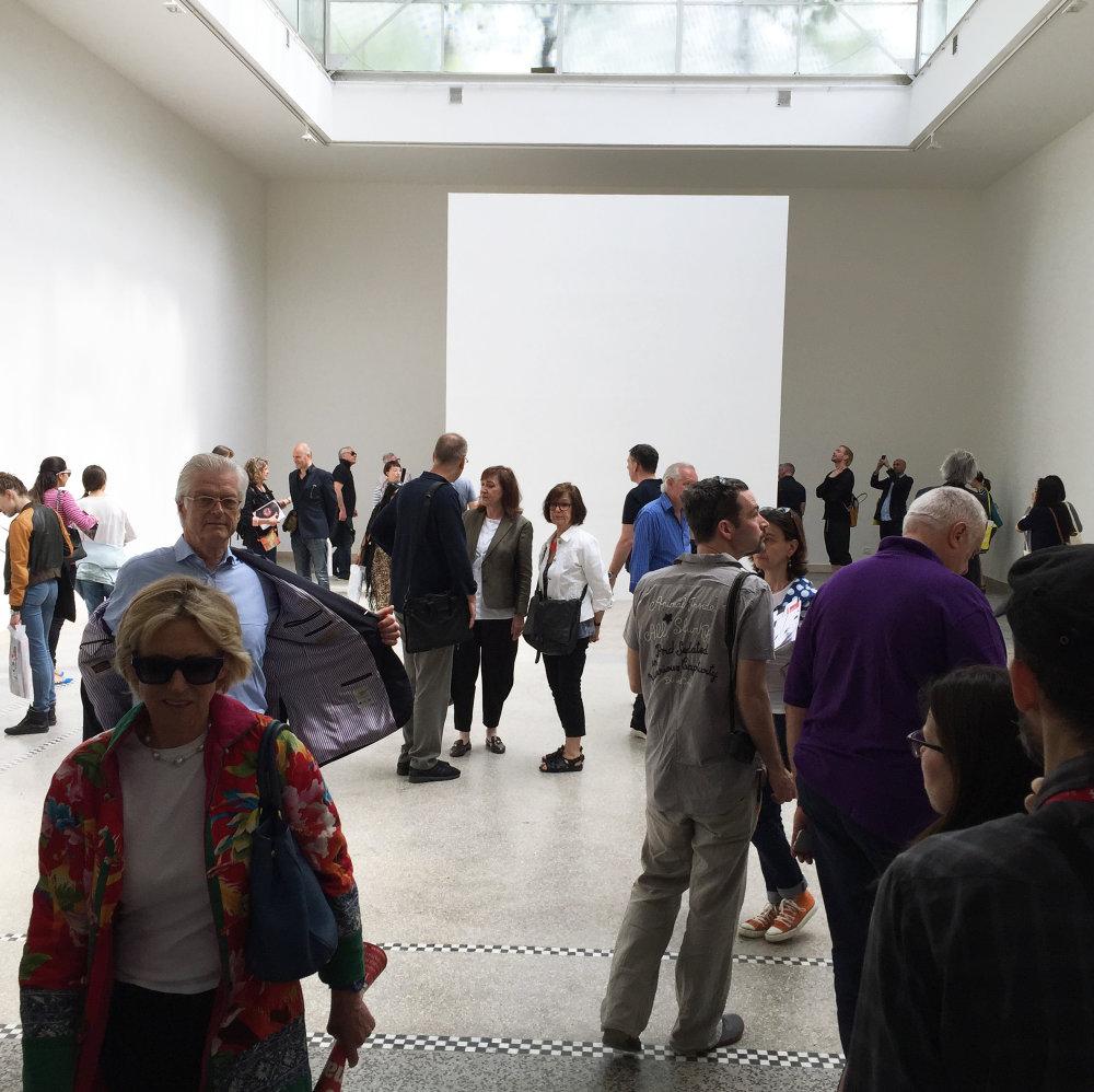 J.David Apotheosis, Venice biennale 2015,