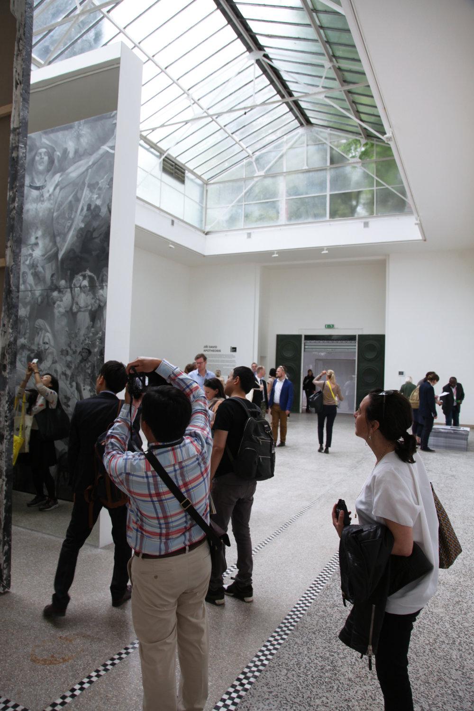 Jiri David, ,Venice biennale 2015