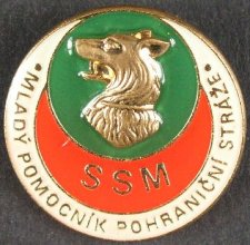 Odznak Mladý pomocník PS