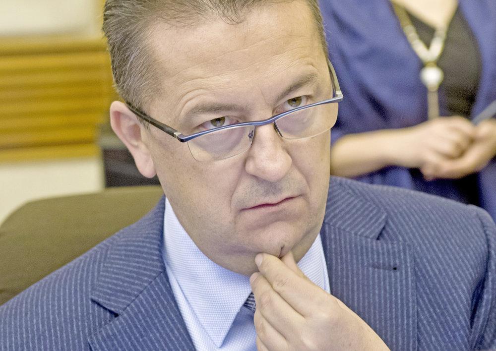 Minister obrany Martin Glváč. foto - TASR