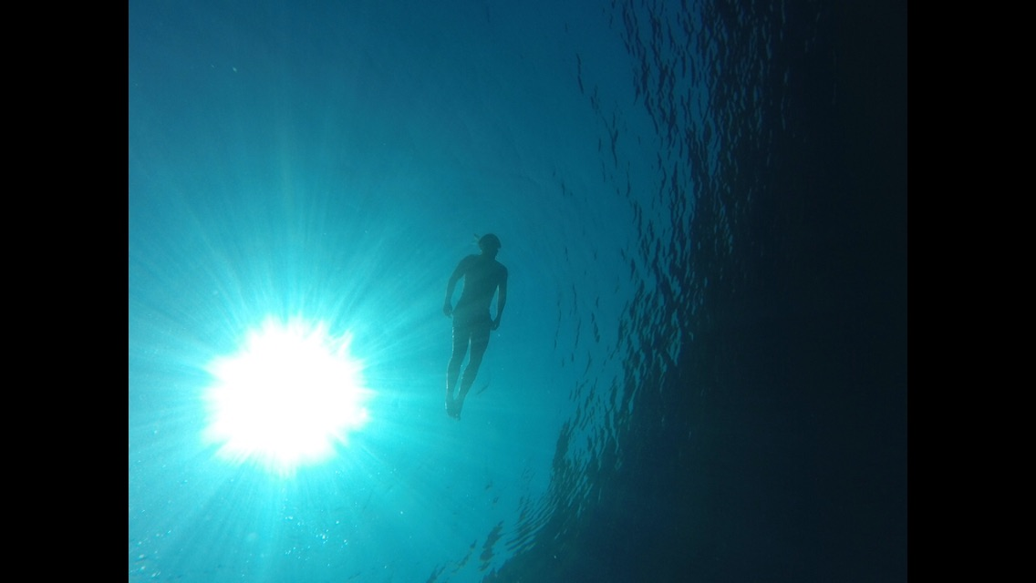 Potápacia atmosféra s Jakobom