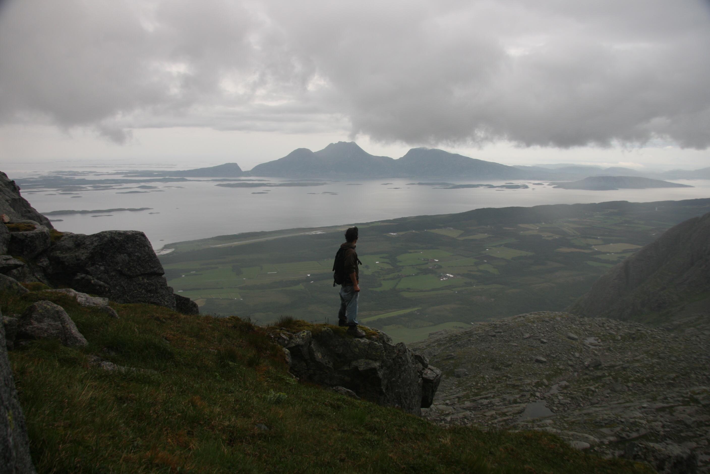 Atmosféra nórskych kopcov