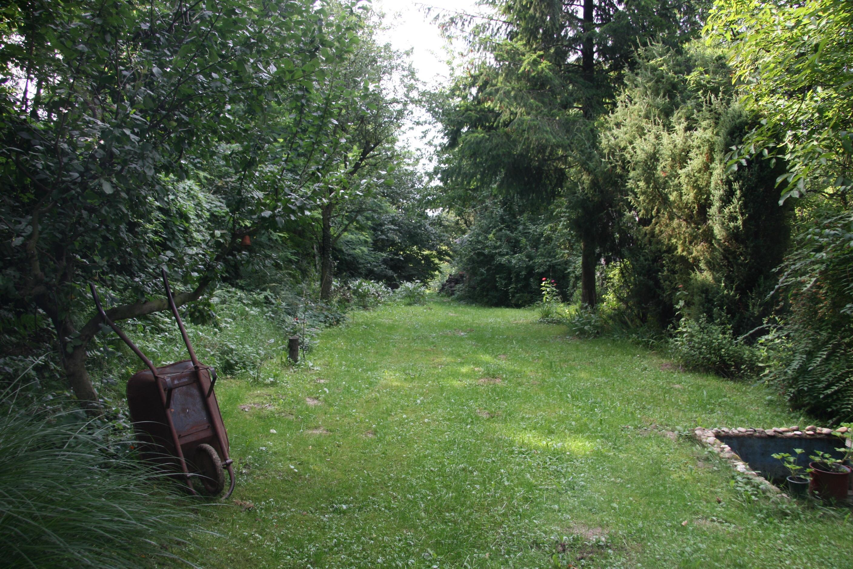 Atmosféra na dedovej záhrade