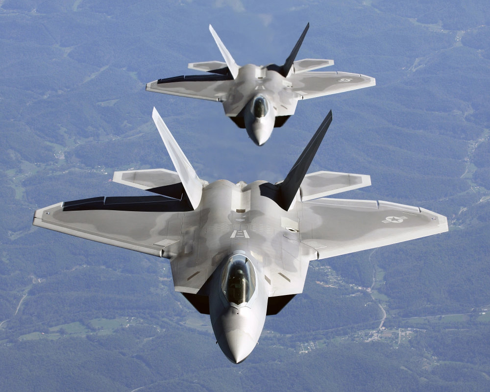 Lockheed Martin F-22 Raptor Foto - Wikipedia