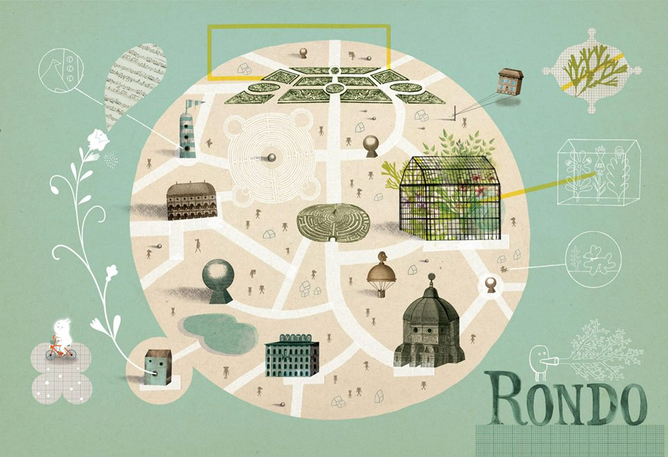 Rondo je okrúhle a krehké ako mydlová bublina. FOTO - ART STUDIO AGRAFKA