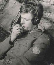 Jaromír Knechtl na vojne