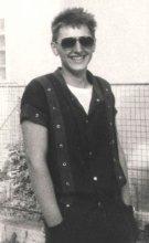 Jiří Brom v 19 rokoch