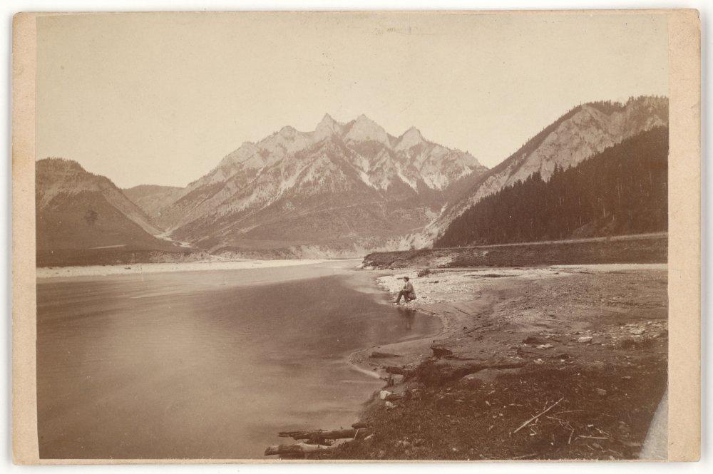Karol Divald: Tri koruny nad Dunajcom, 1873 (?), SNG. Web umenia.