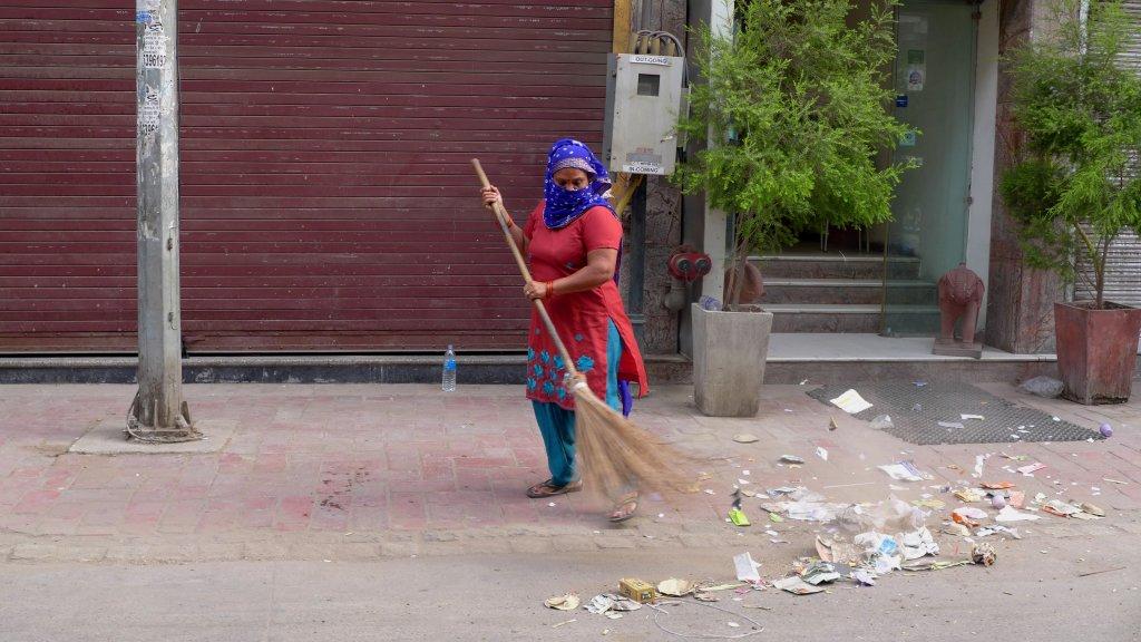 Emancipácia žien je v Indii veľká téma. FOTO - AUTORKA