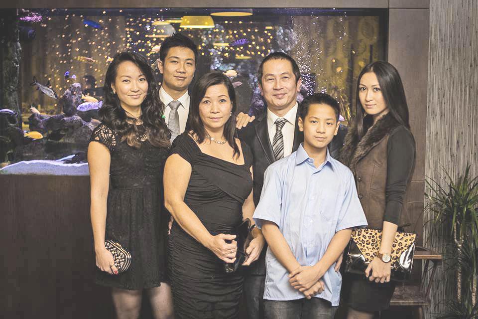 Rodina Vo Truong Sona.