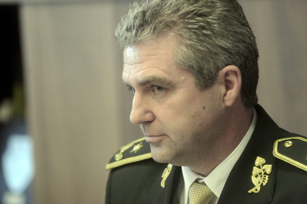Policajný preziden Tibor Gašpar. Foto - TASR
