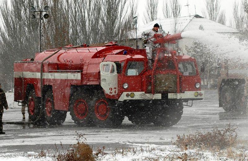 Na výrobu nadrozmerných vozidiel sa špecializuje napríklad bieloruská automobilka MAZ (Minský Automobilový Závod). Pôvodne raketové nosiče sa dajú upravovať pre rôzne účely. Foto - Wikipedia
