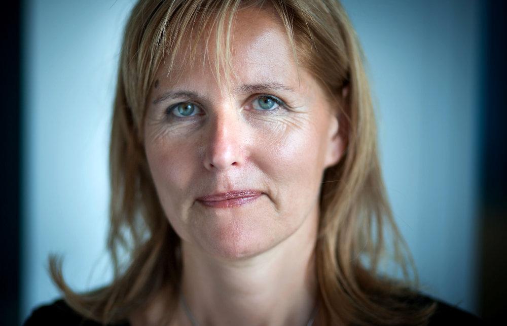 Zuzana Hudeková. Foto N - Tomáš Benedikovič