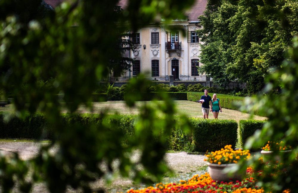Bratislava, 15.7. 2015. Zeleň v Medickej záhrade. Foto N - Tomáš Benedikovič