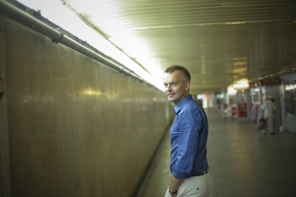 W. L. Tochman. FOTO -   Krzysztof Dubiel, Instytut Książki
