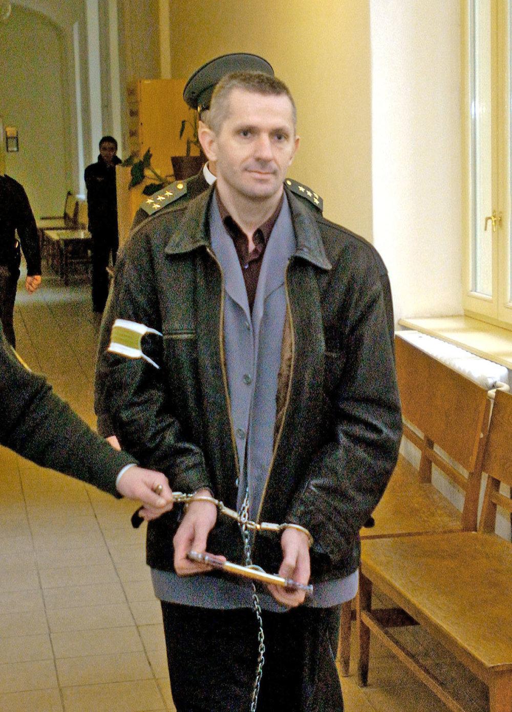 Peter Laduna zabíjal v zlatníctvach. Foto - TASR