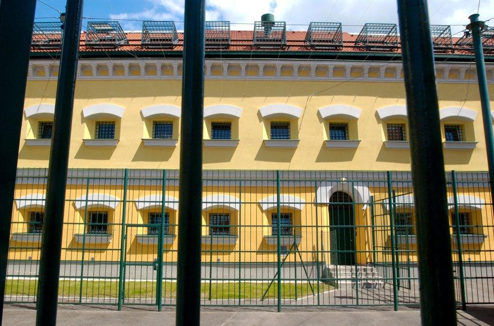 Leopoldovské väzenie - pre niektorých domov na doživotie. FOTO - TASR