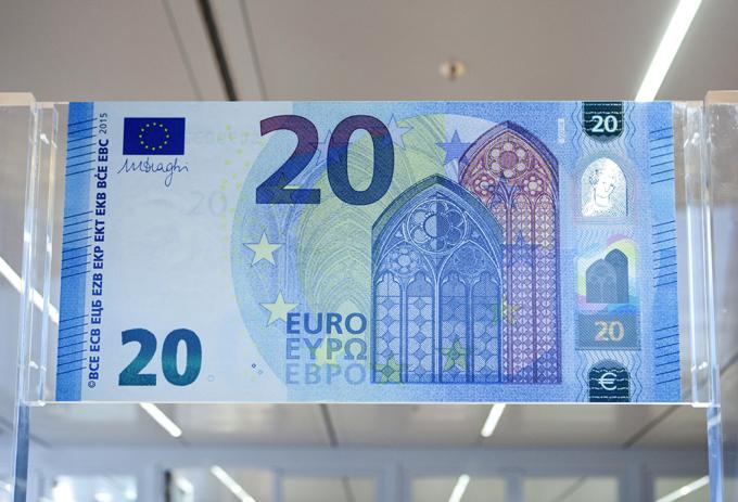 20 евро 2015 года