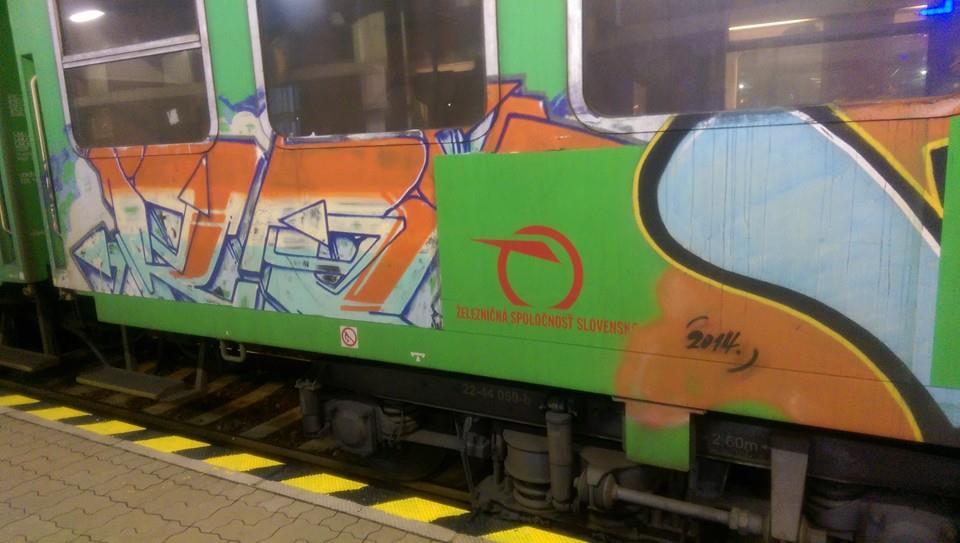 Kultúra cestovania nikdy nemala na Slovensku významnú tradíciu, vlaky do Prahy rozhodne nepatrili k výnimkám. Foto N - Radoslav Augustín