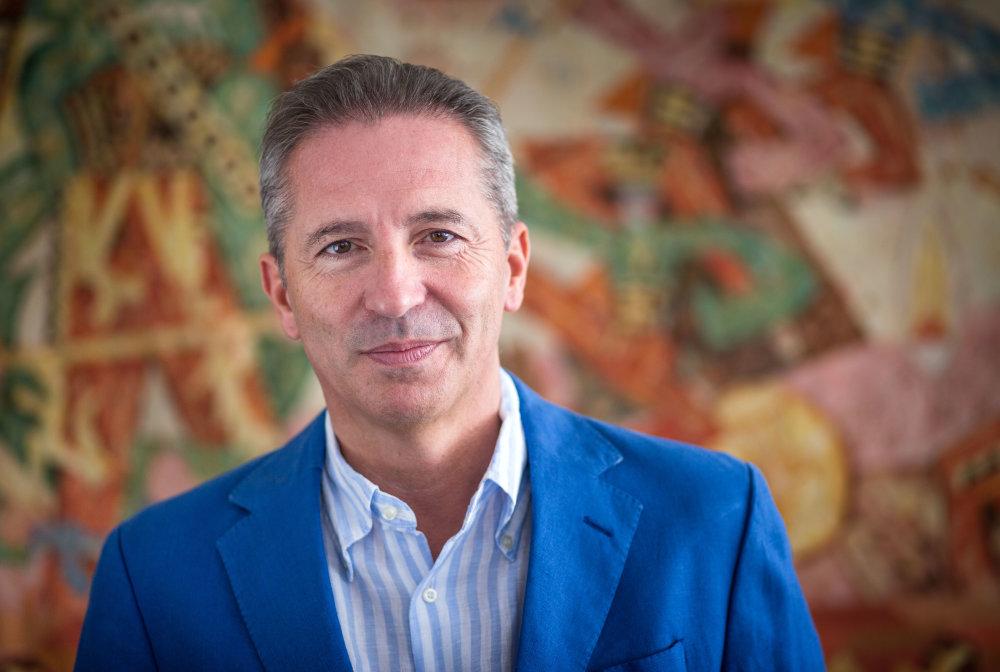 Generálny riaditeľ RTVS Václav Mika. Foto N - Tomáš Benedikovič