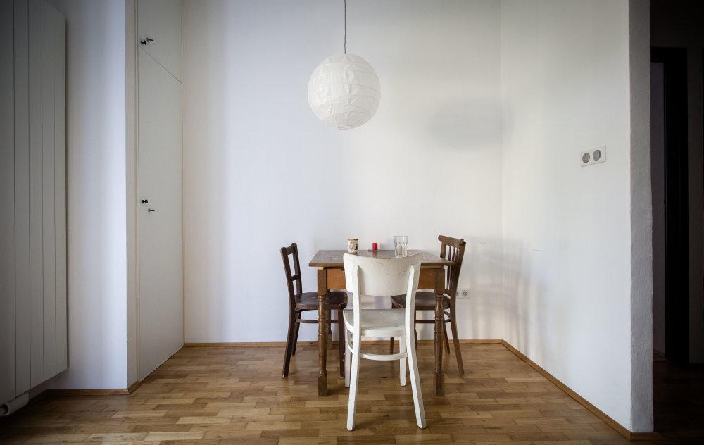 Bratislava, 24.8.2015. Airbnb poráža hotely aj v tom, že sa hostia u ľudí cítia ako doma. Foto N - Tomáš Benedikovič