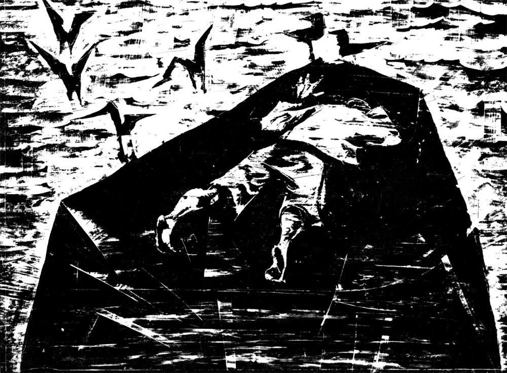 Teodor Schnitzer - Robotníci mora.