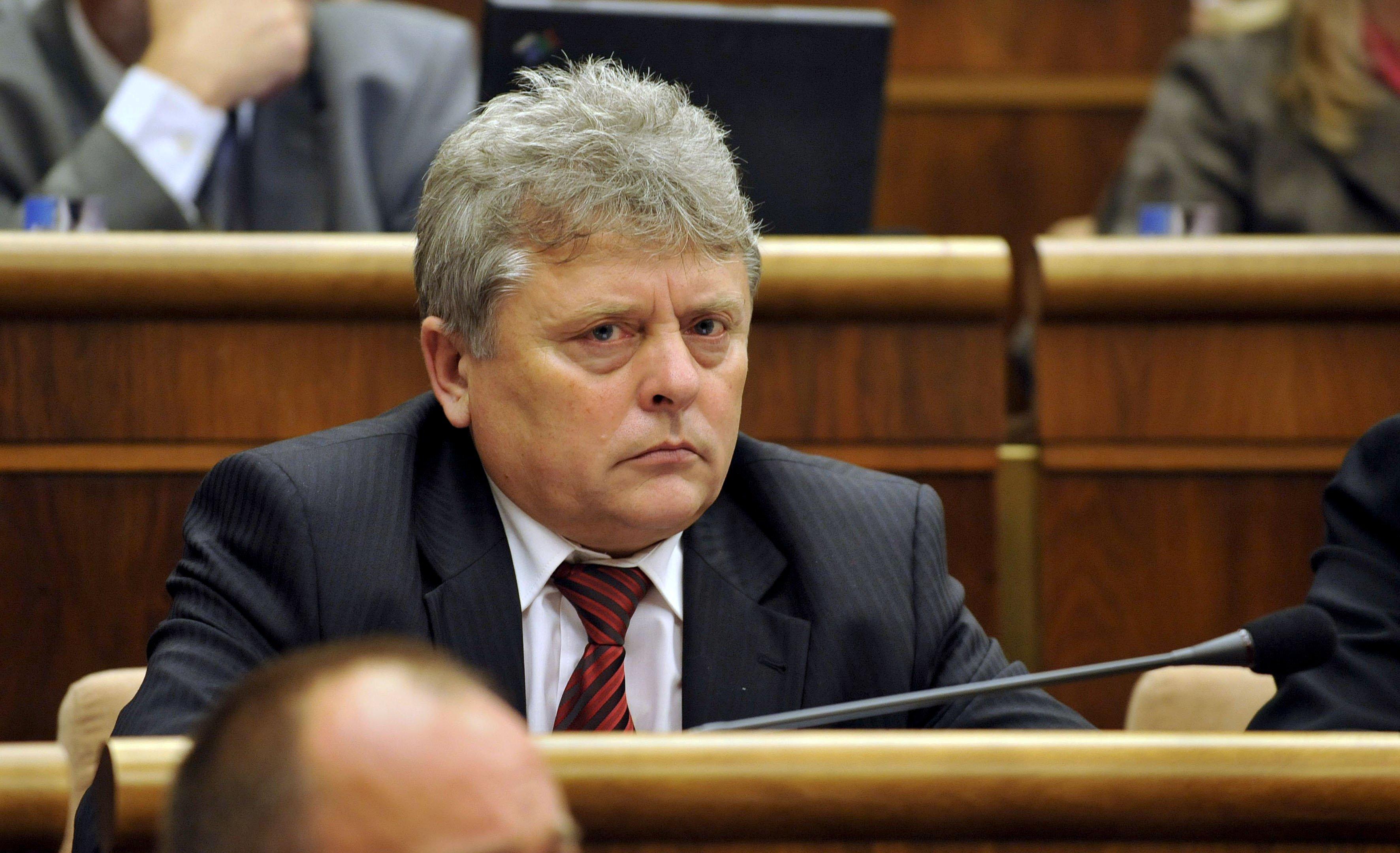 Ján Kvorka. Foto – Tasr