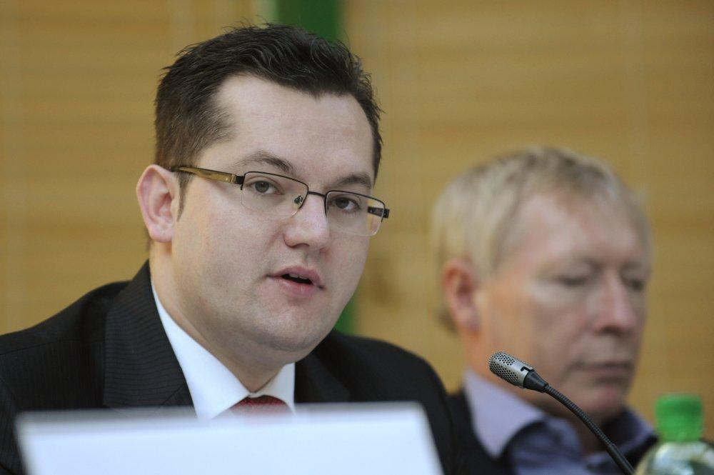 Andrej Kolesík. Foto Tasr
