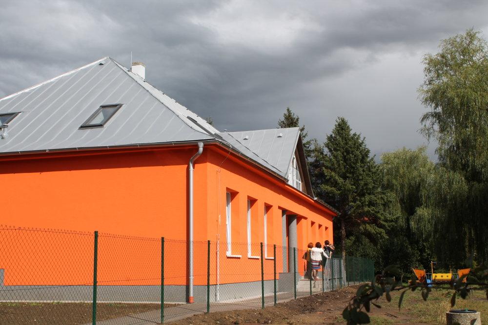 Útočisko pre týrané ženy prešovskej mestskej časti Šidlovec. Foto N - Ria Gehrerová