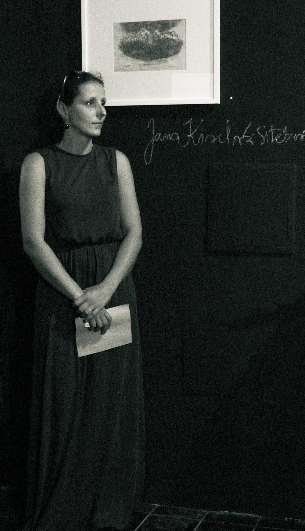 Mária Rojko. Foto - Zuzana Knězeková