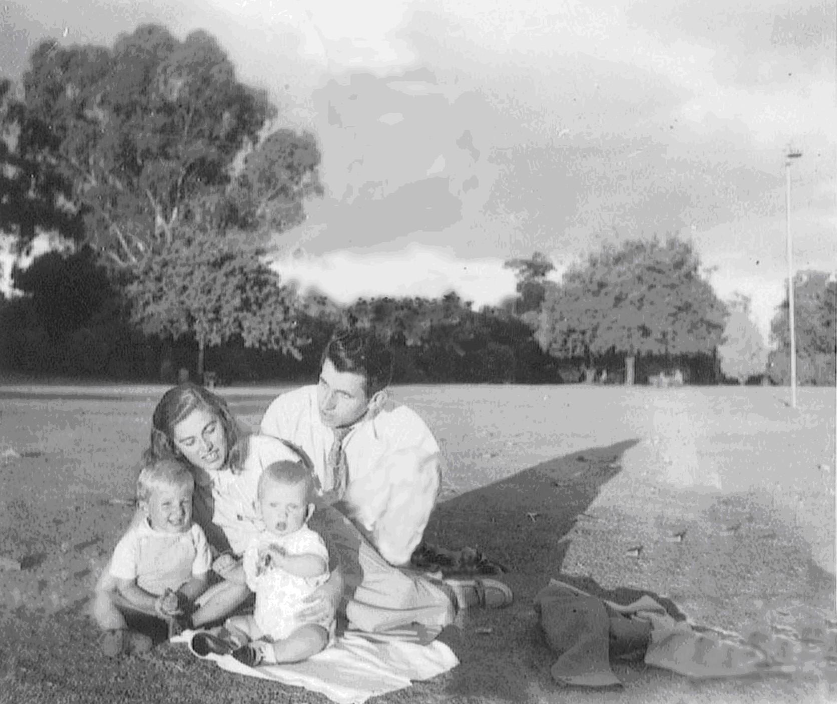 Perth 1954