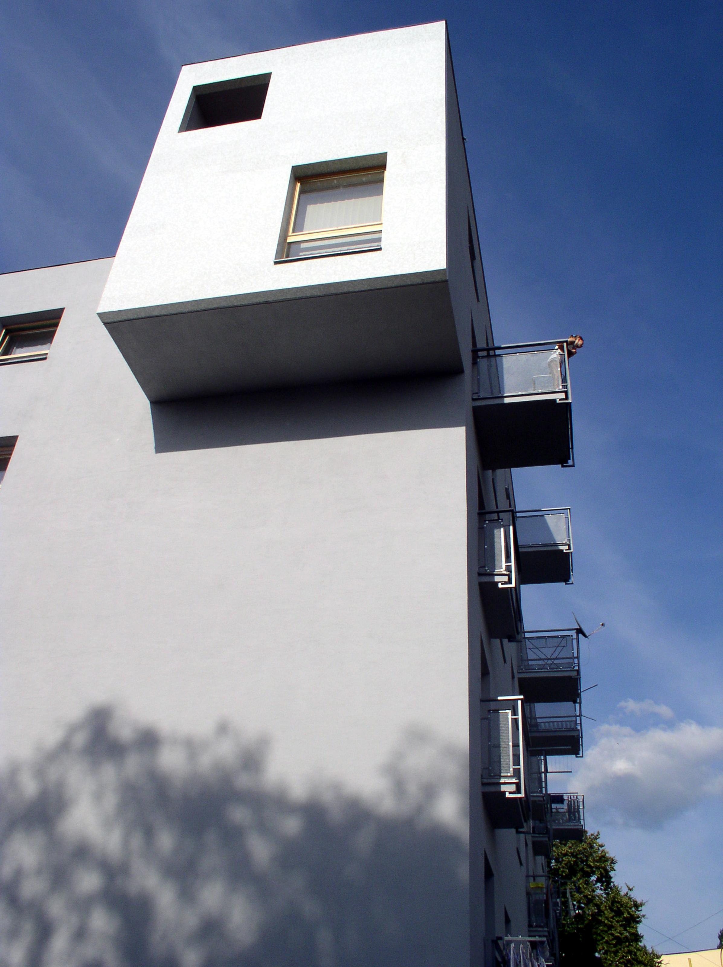 CMYK - zerozero ukázali, že staré bytovky netreba hneď búrať.