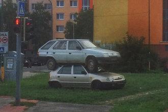 Takto Petržalka propaguje nové pravidlá parkovania, ktoré ešte neboli schválene.