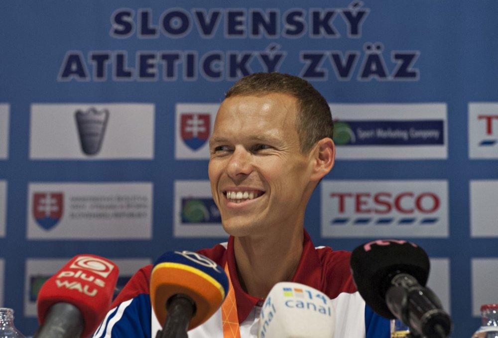 Slovenský chodec Matej Tóth. Foto - TASR