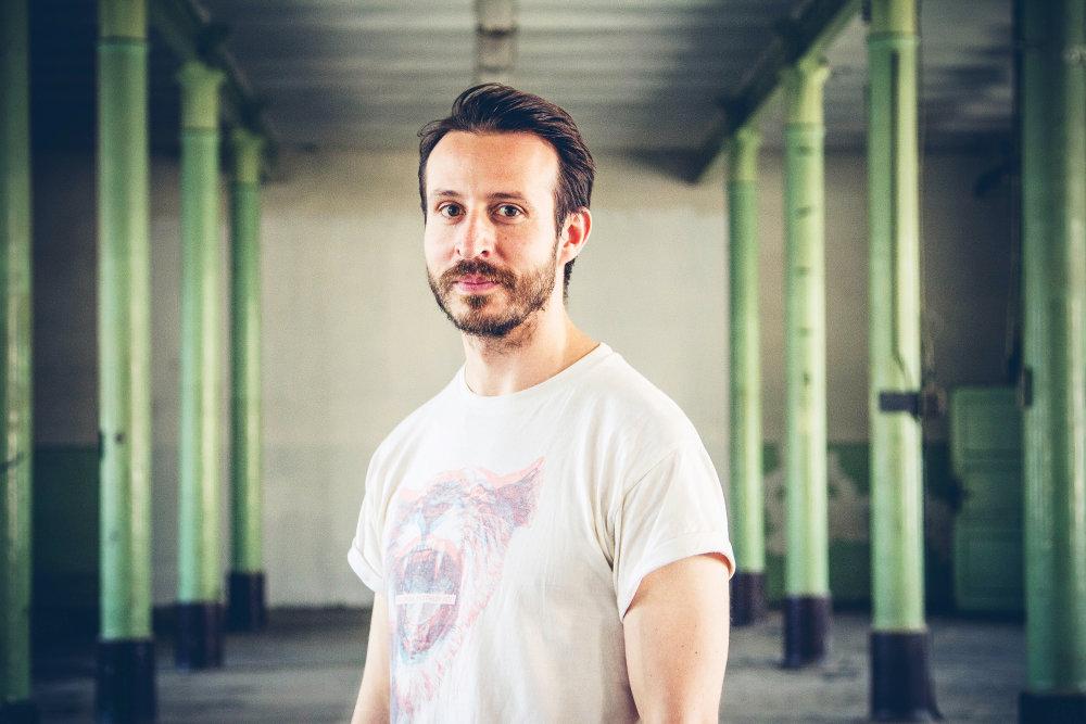 Radek Brousil. Foto - Katarína Hudačinová.