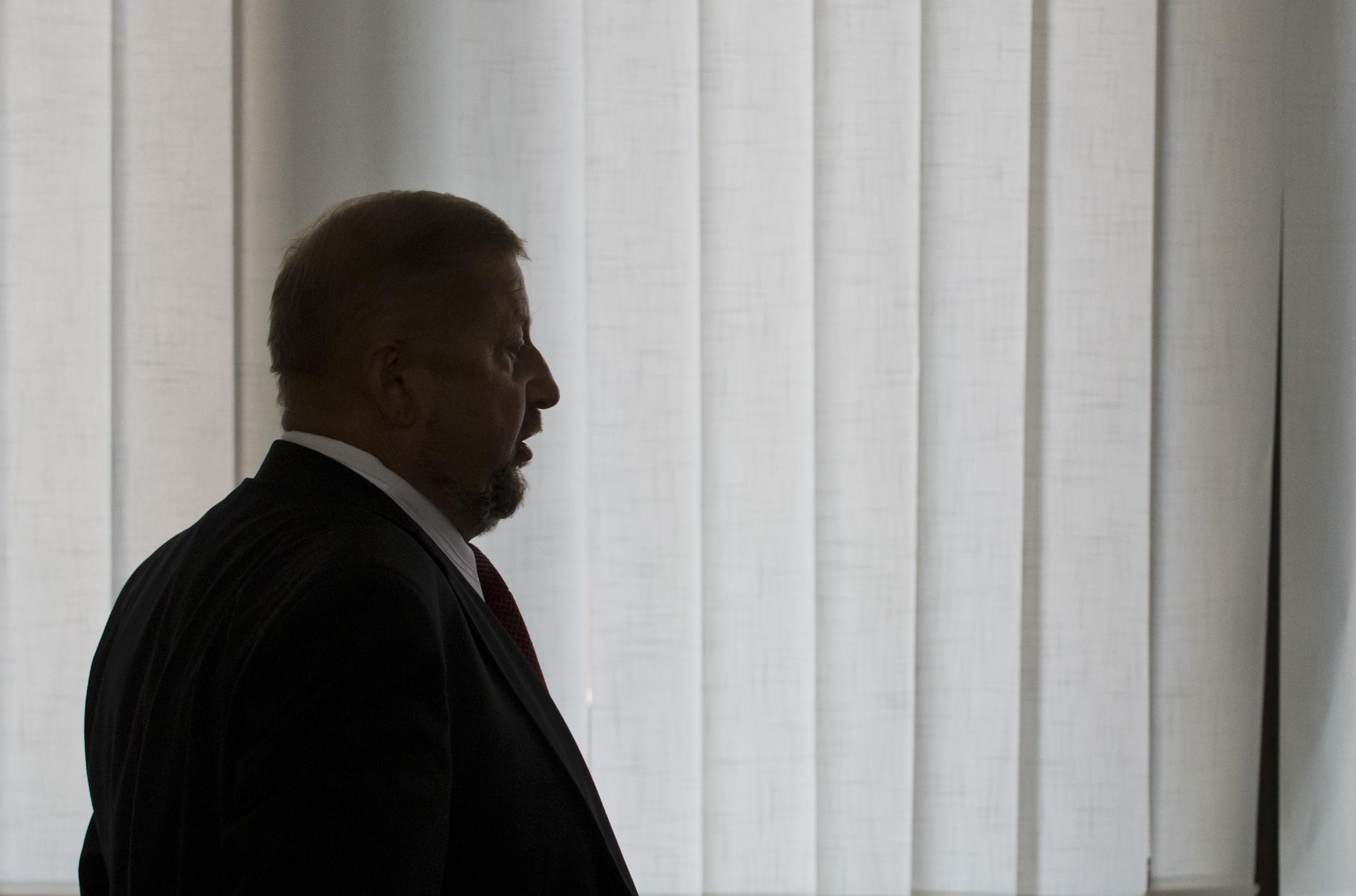 Štefan Harabin. foto - TASR