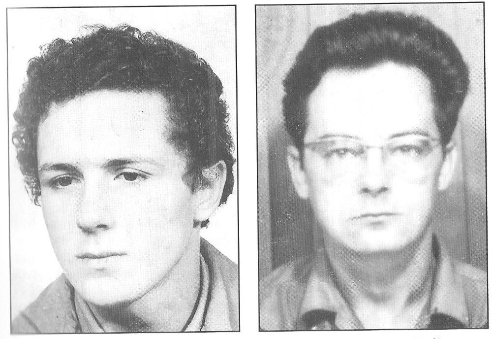 Ivan Demjen a Serge Oldenbourg
