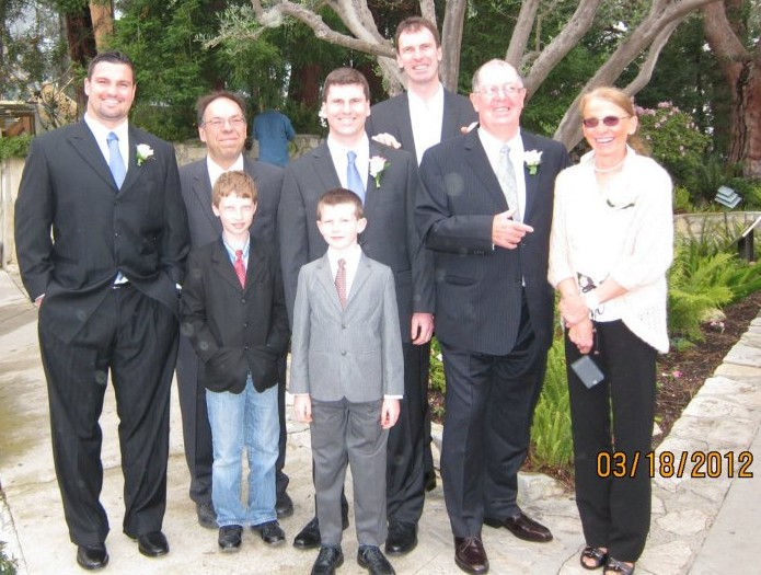 Rodinná fotografia Svítkovcov