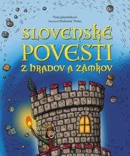 Slovenske povesti z hradov a zamkov