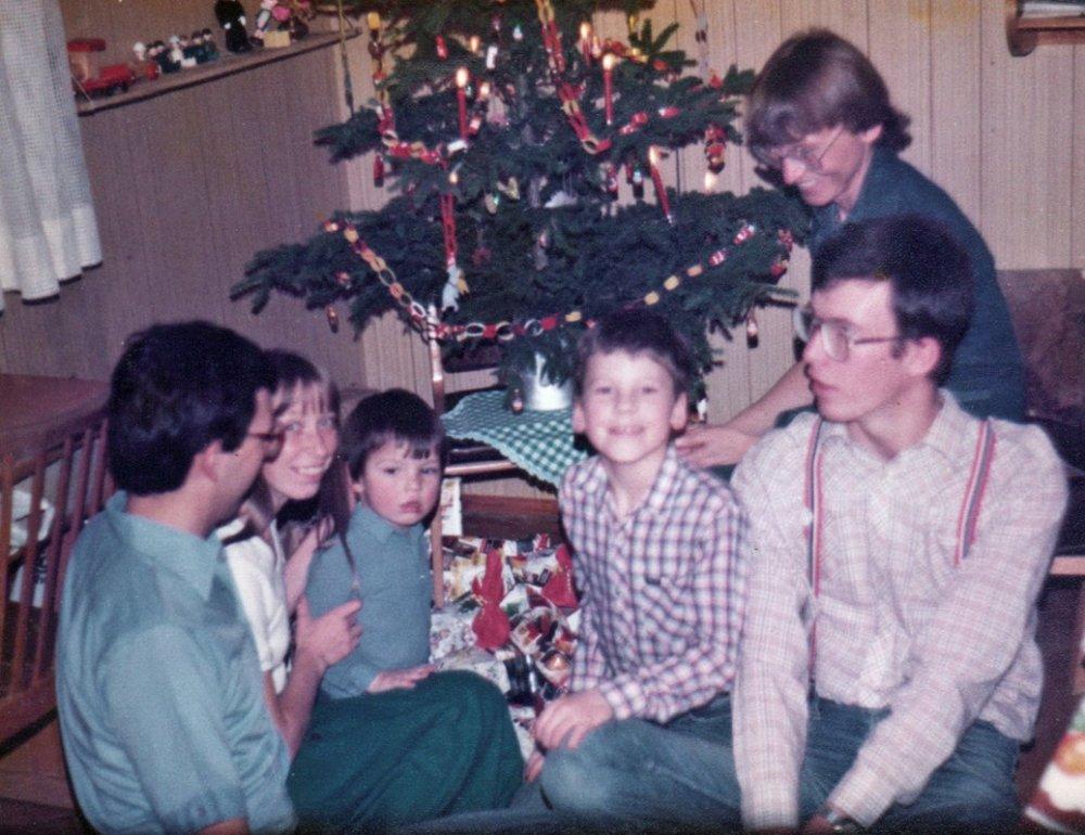 Svítkovci Vianoce