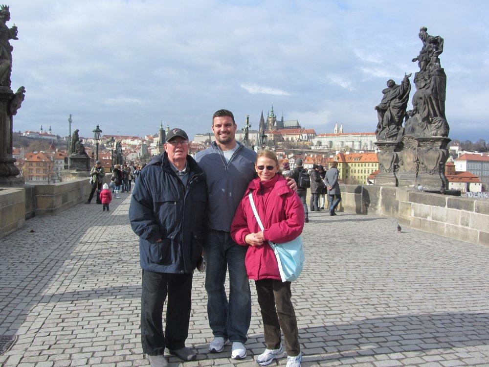 Svítkovci v Prahe