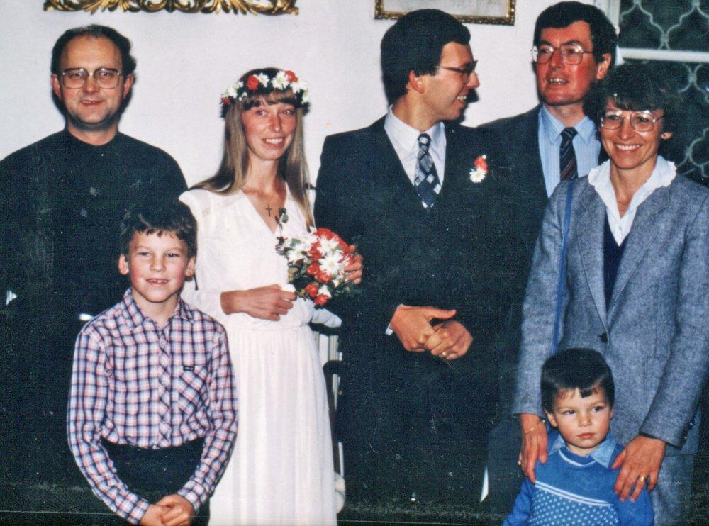Svadba Iva a Tomáš