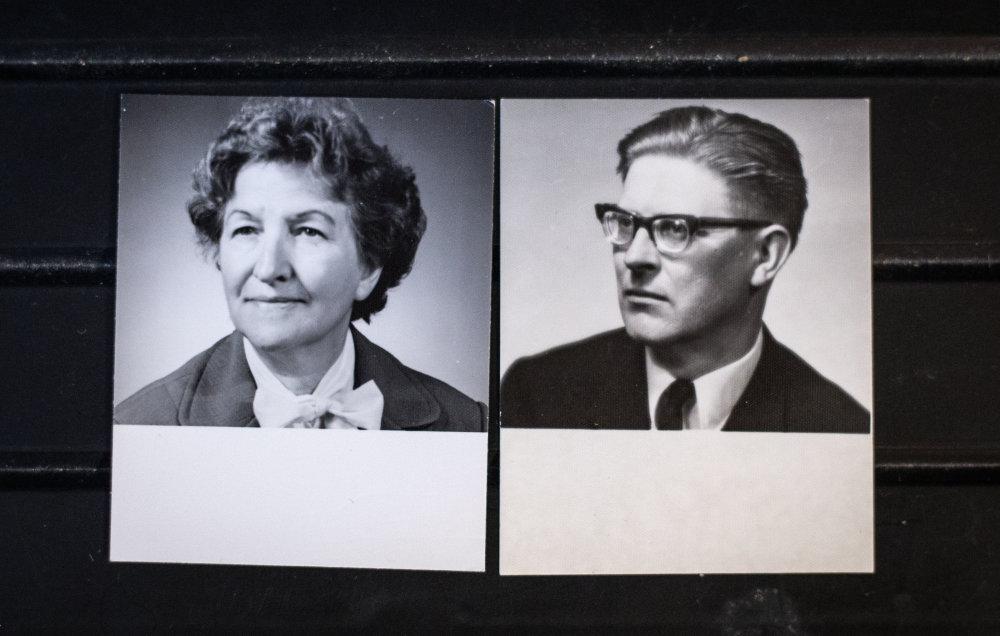 Mária a Imrich Mrázovci. Foto N - Tomáš Benedikovič