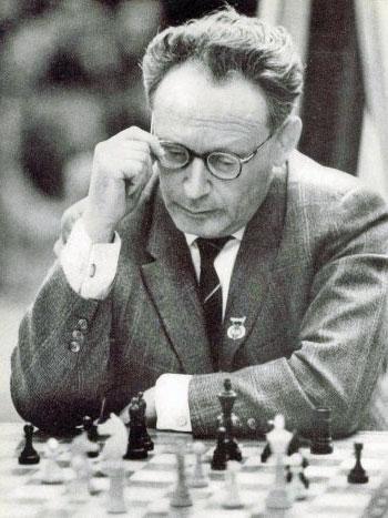 To nie je Peťo, ale Michail Botvinnik